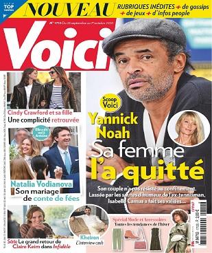 Yannick Noah séparé de sa femme Isabelle Camus, il a retrouvé l'amour : Tous les détails !