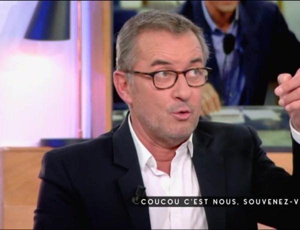 Christophe Dechavanne dragué par Mylène Farmer à la télévision : «Je perds mes moyens»