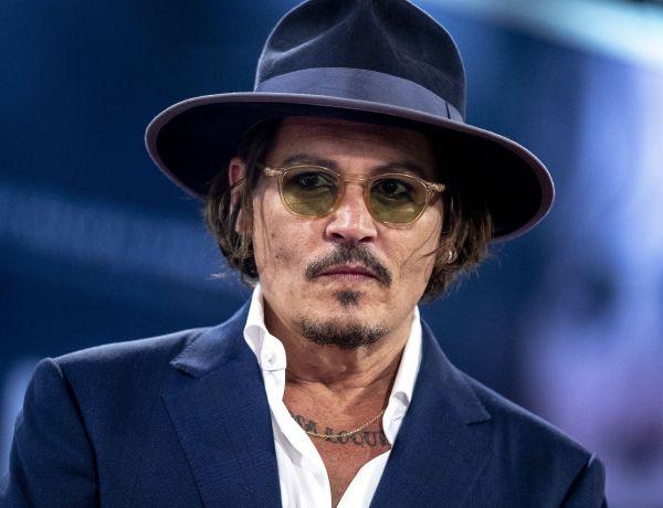 Johnny Depp accusé d'être un mari violent par Amber Heard : Sa contre-attaque