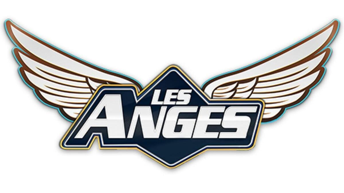 Les Anges logo