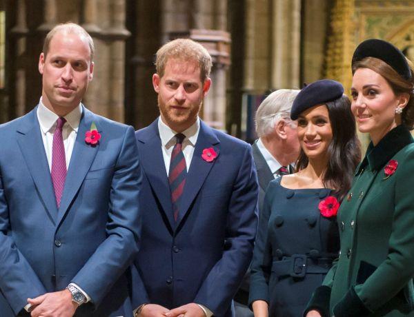 Meghan Markle et le prince Harry : Ils tentent d'apaiser les relations avec Kate Middleton et le prince William pour Noël !