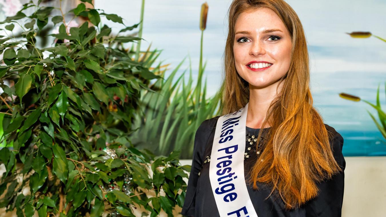 Charlotte Depaepe, Miss Nationale 2018