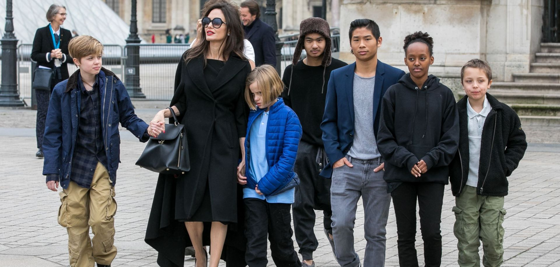 Angelina Jolie et Brad Pitt : Leur fille Shiloh a bien changé !