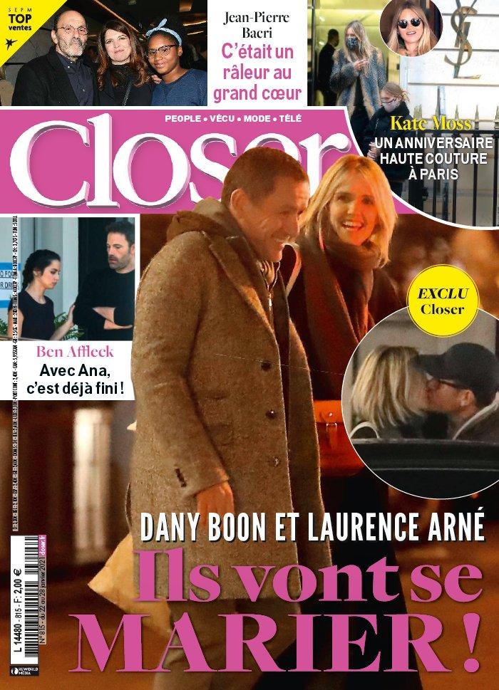 Dany Boon prêt à épouser Laurence Arné ? Le comédien ne serait pas encore officiellement divorcé !