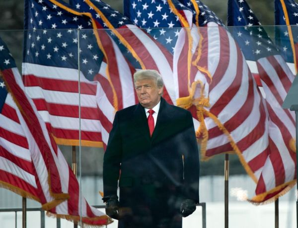 Invasion du Capitole : Les stars s'en prennent à Donald Trump et ses partisans