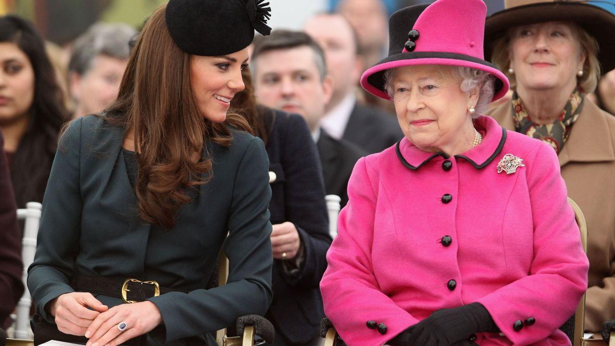 Kate Middleton en bons termes avec la Reine Elizabeth II ? Ce geste qui en dit long !