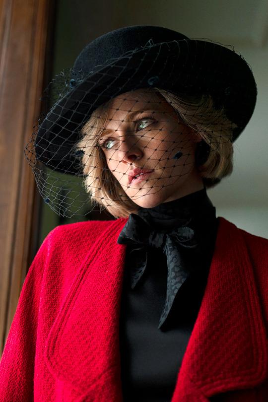 Kristen Stewart méconnaissable en Lady Di : Première image bluffante du biopic Spencer