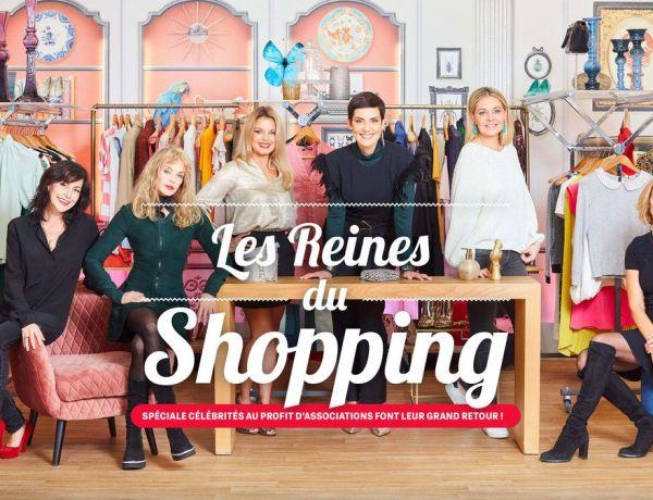 Les reines du shopping : Lio craque en plein défilé «Oh ça suffit je vous montre mes seins»