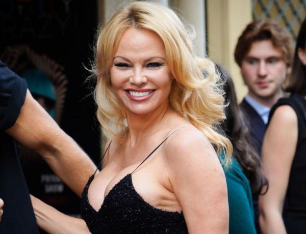Pamela Anderson de nouveau mariée : Elle est devenue la femme de son garde du corps !