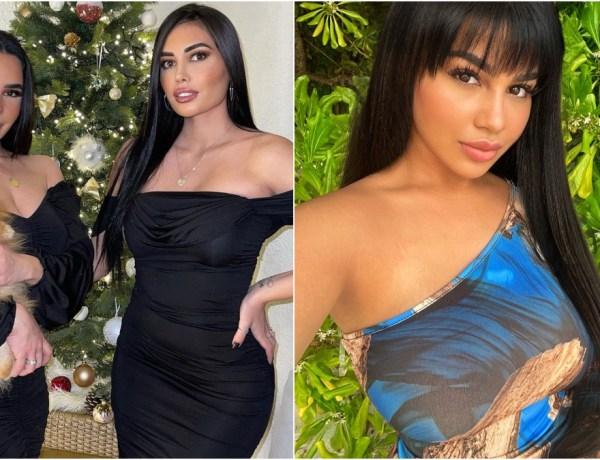 Safia, la sœur de Milla Jasmine, tacle Feliccia (LPDLA8) : «C'est une sombre tchoin»