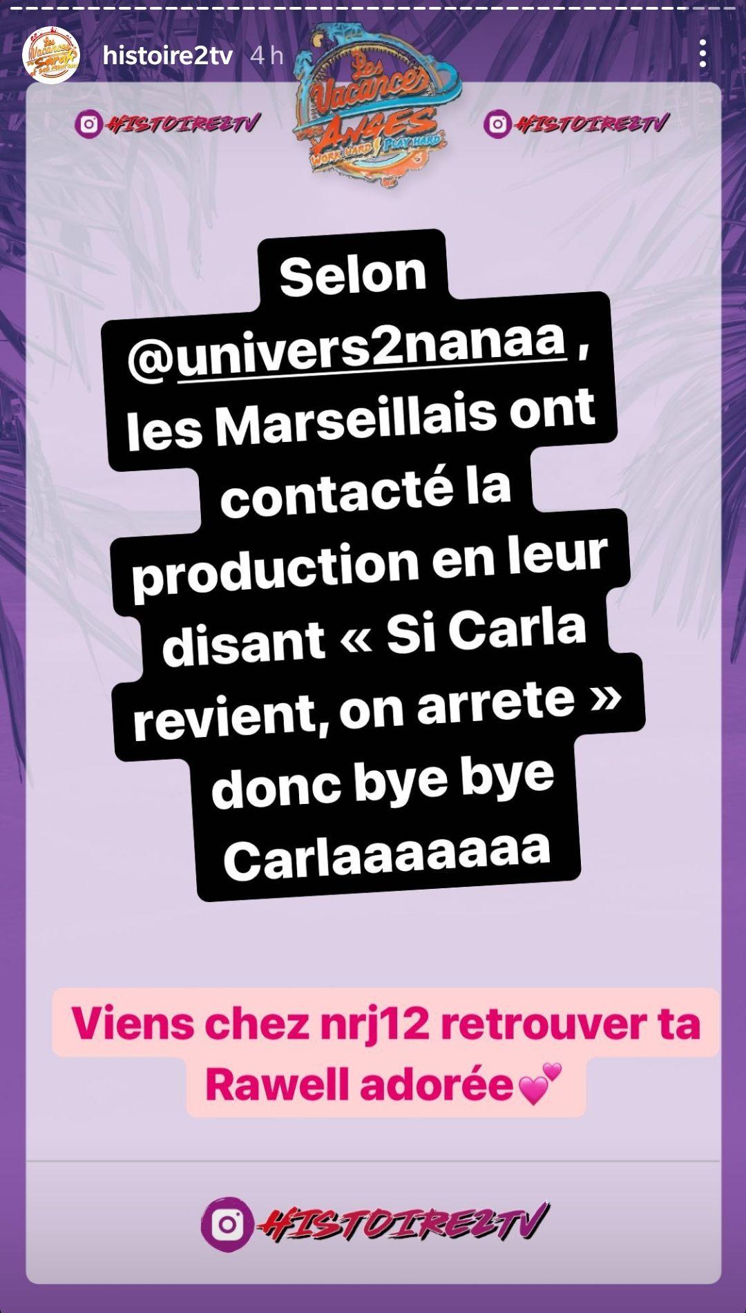 Carla Moreau utilise-t-elle la sorcellerie contre les Marseillais ? Marc Balata balance les preuves