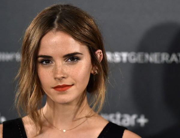 Emma Watson : L'actrice met-elle vraiment sa carrière en suspens ?