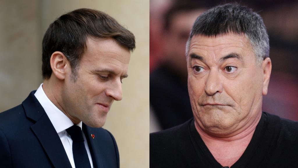 Jean-Marie Bigard-Emmanuel Macron-@Gentside