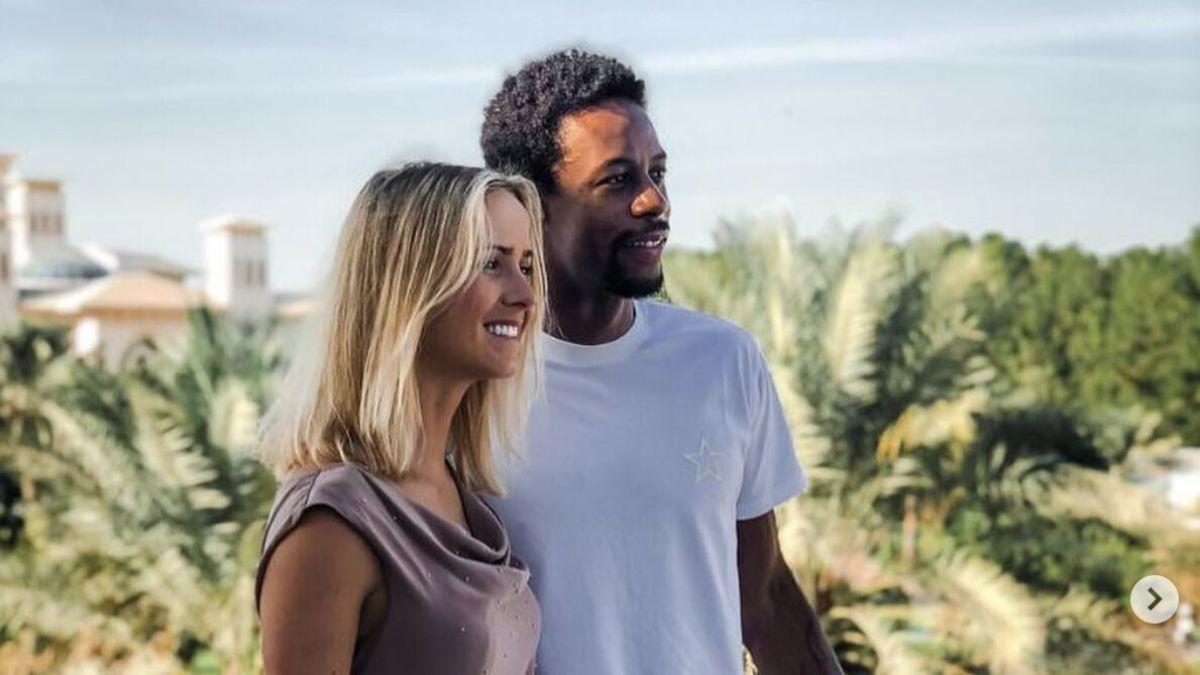 Roland-Garros : Gaël Monfils qualifié, sa fiancée Elina Svitolina lui adresse un joli message