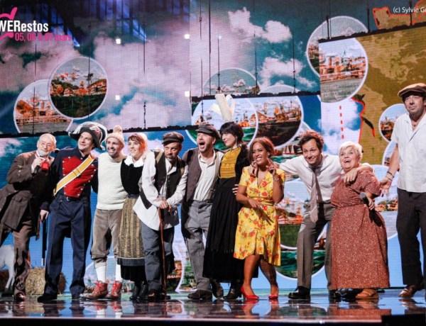Les Enfoirés : Un spectacle riche en émotion qui a fait pleurer les artistes