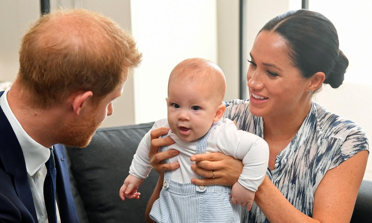 Meghan Markle répond à la presse britannique l'accusant d'avoir modifié l'acte de naissance d'Archie