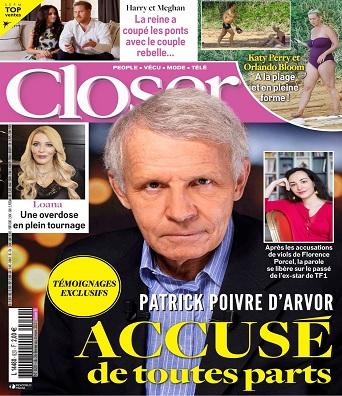 """Patrick Poivre d'Arvor """"malade"""" et """"prédateur sans conscience"""" : Nouvelles révélations accablantes"""