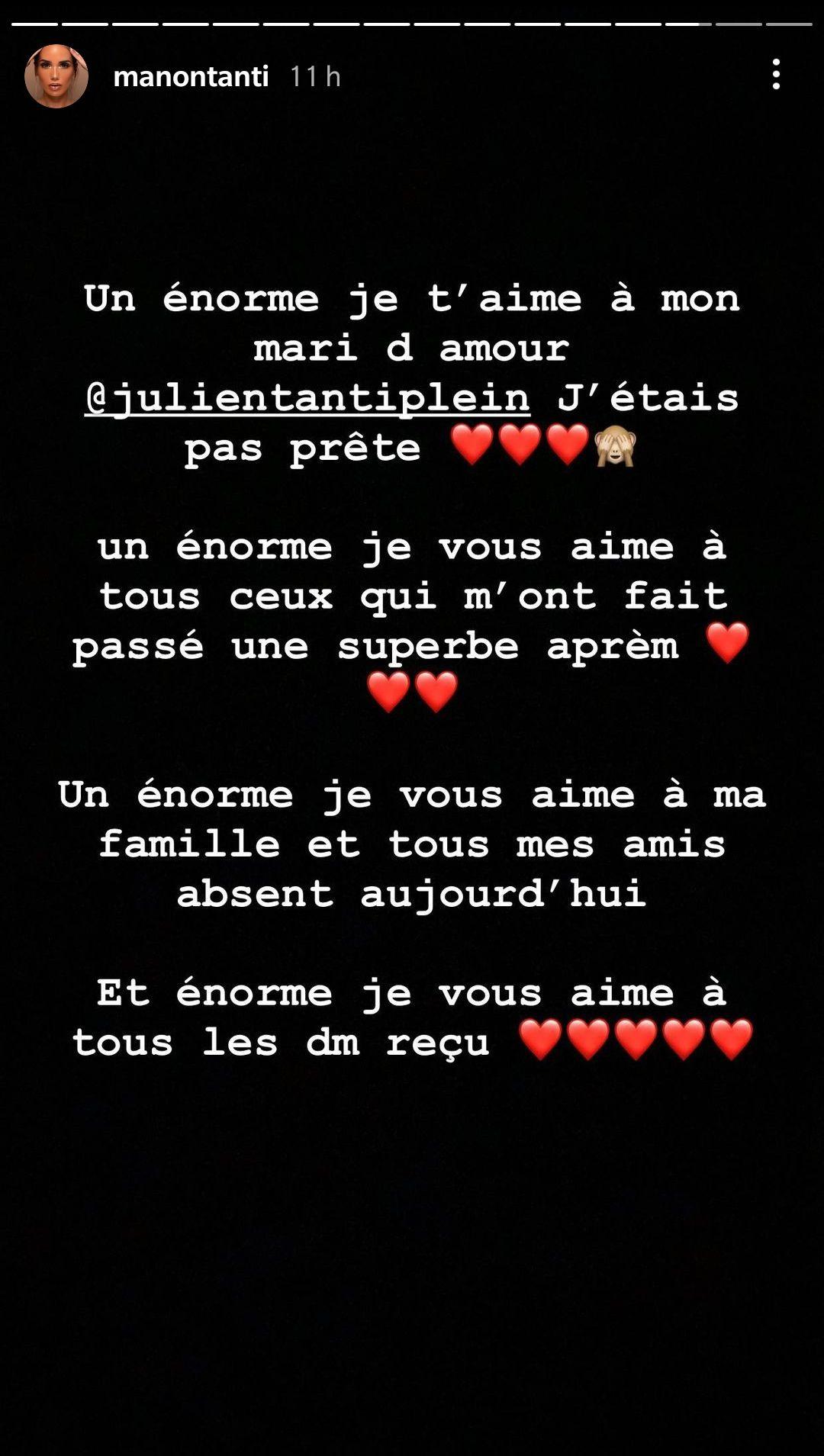 Manon Marsault : L'incroyable cadeau de luxe offert par Julien Tanti à son anniversaire