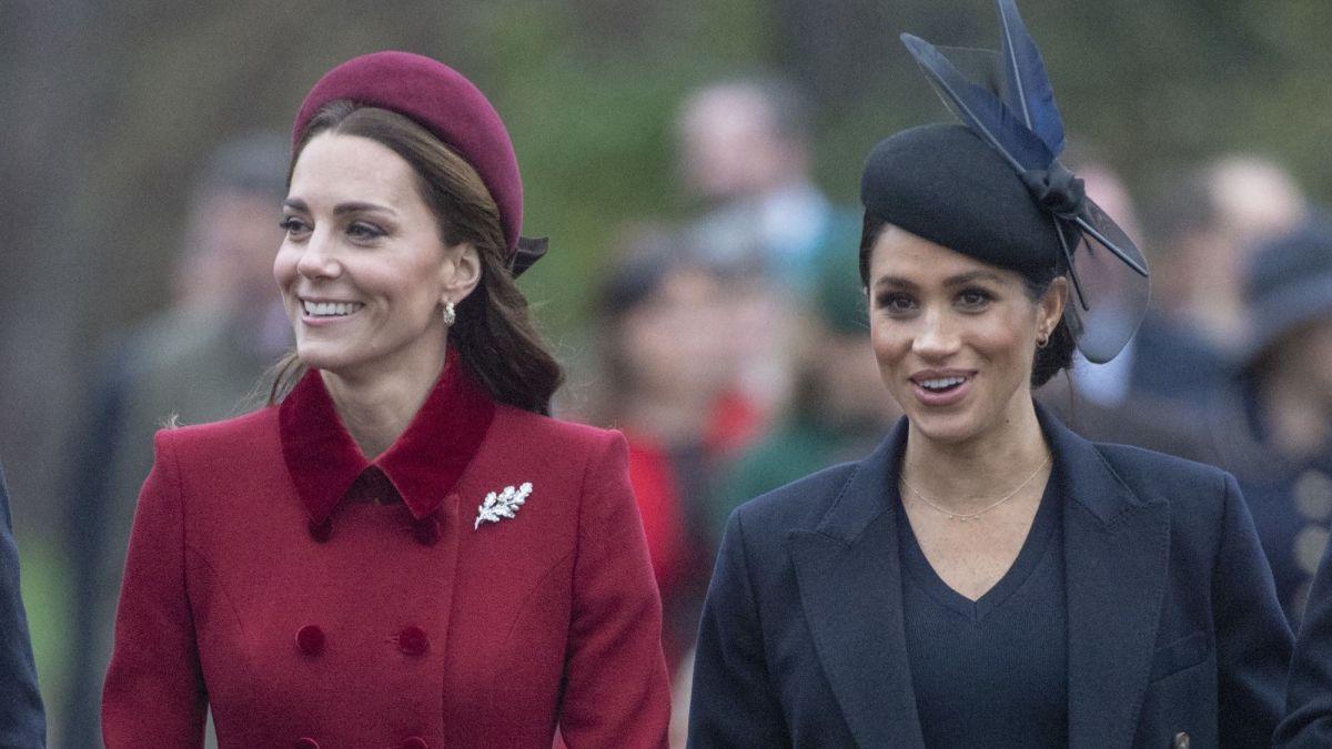 Meghan Markle en larmes à cause de Kate Middleton ? Un proche témoigne