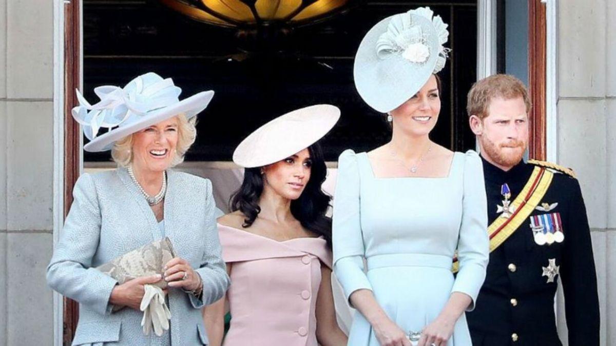 Meghan Markle : Kate Middleton et Camilla Parker Bowles dans son viseur