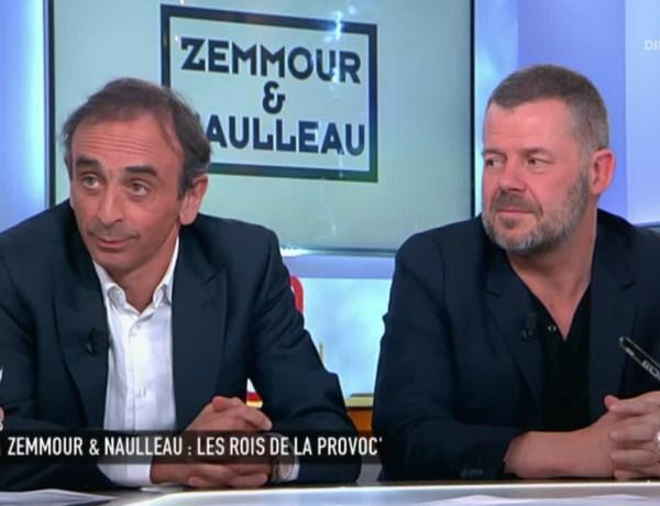 ONPC : Eric Naulleau évoque son duo avec Eric Zemmour «Il y a eu une amitié immédiate»