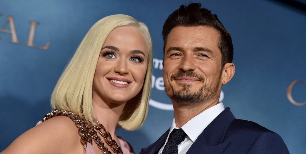 Katy Perry et Orlando Bloom @Getty Images
