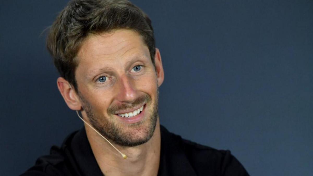 Romain Grosjean : La décision qu'il a prise pour préserver sa famille