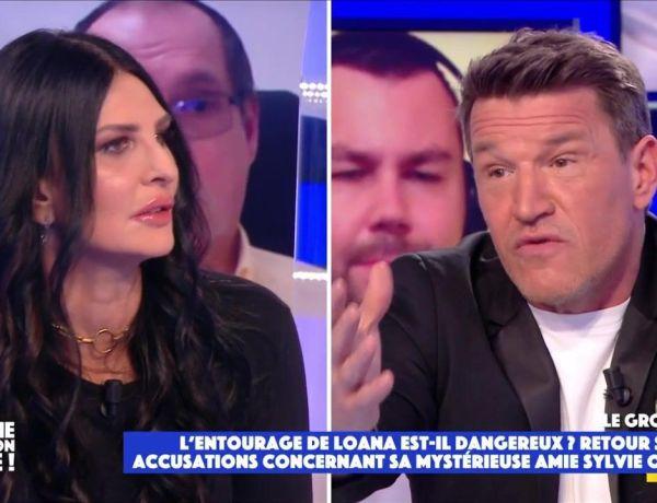 Sylvie Ortega Munos menacée par Benjamin Castaldi : Elle l'attaque une nouvelle fois !