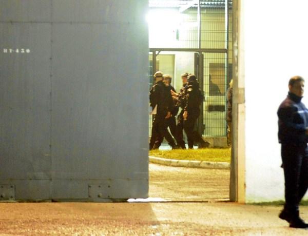 Toul : Cinq employés de prison filmés en train de faire la fête avec des détenus