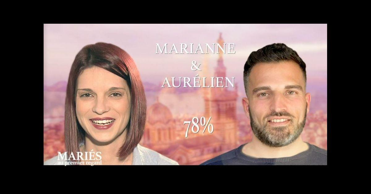 """Aurélien (Mariés au premier regard) décide de rétablir la vérité face aux accusations sur son """" couple """" avant le tournage"""