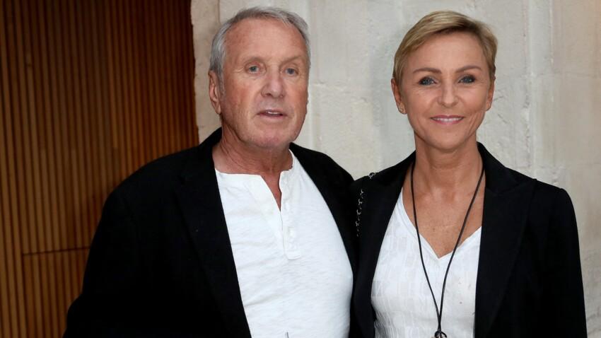 Yves Rénier et sa femme Karin