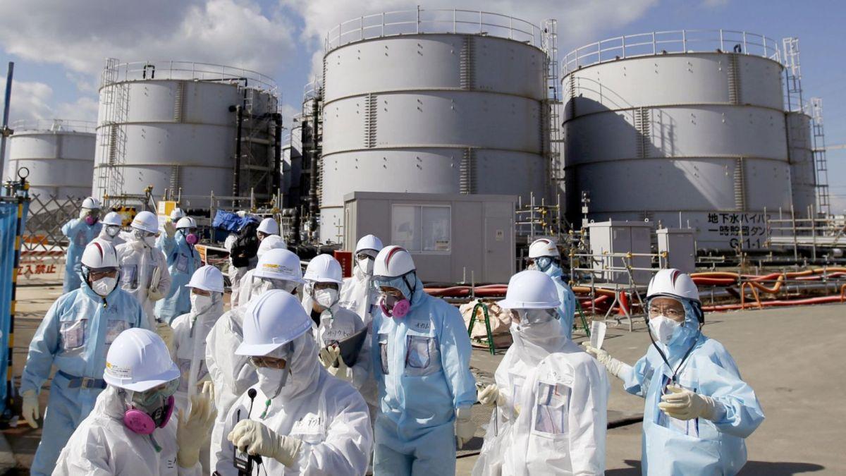 Japon : Toute l'eau radioactive de Fukushima va être rejetée à la mer