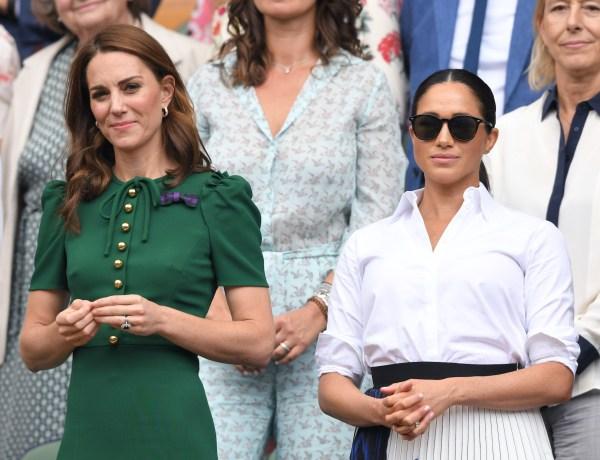 Kate Middleton : Pourquoi elle était intimidée par Meghan Markle