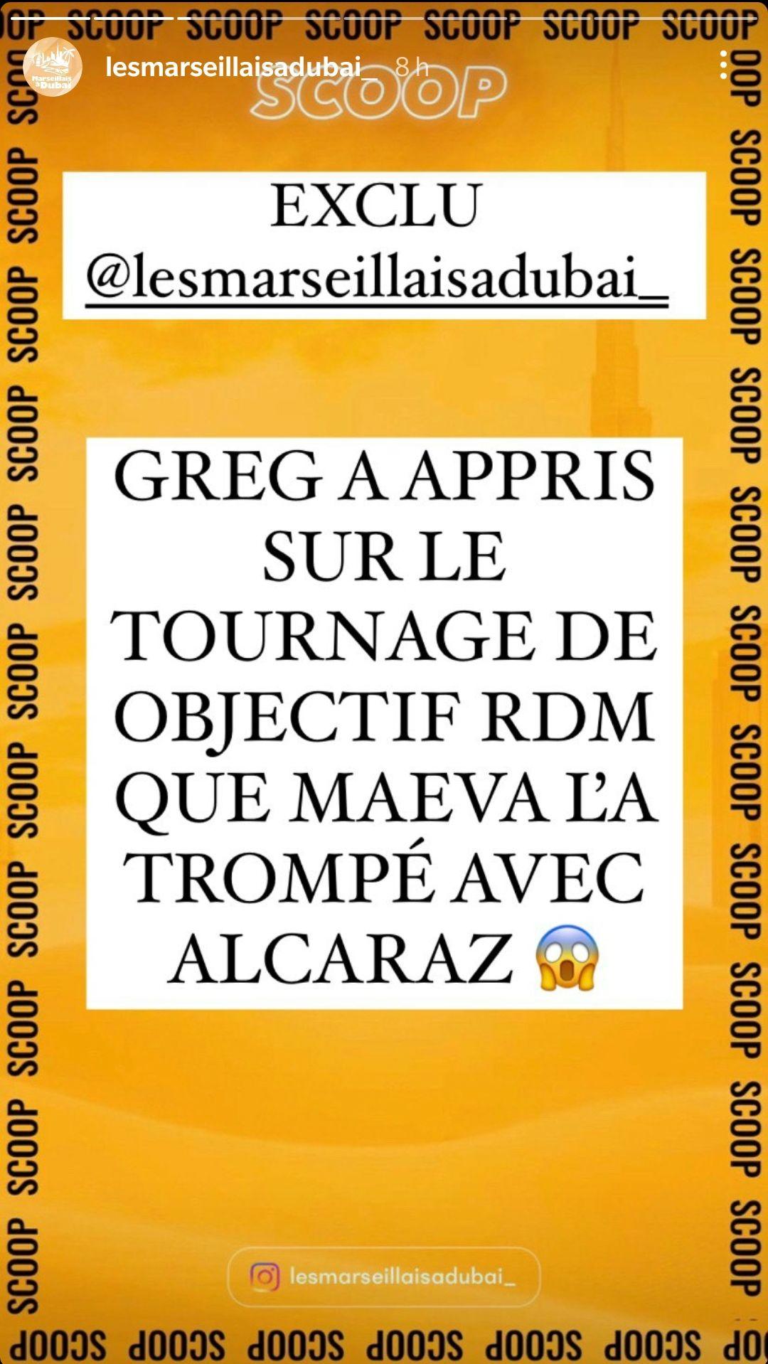 Maeva Ghennam infidèle à Greg Yega avec Anthony Alcaraz ? Elle répond à la rumeur !