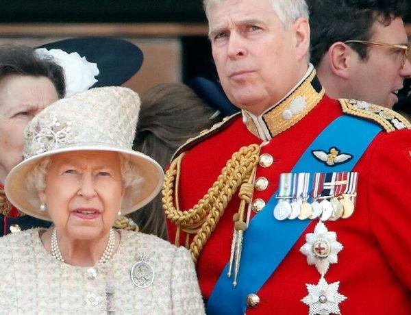 Mort du prince Philip : Tensions entre la reine Elizabeth II et le prince Andrew