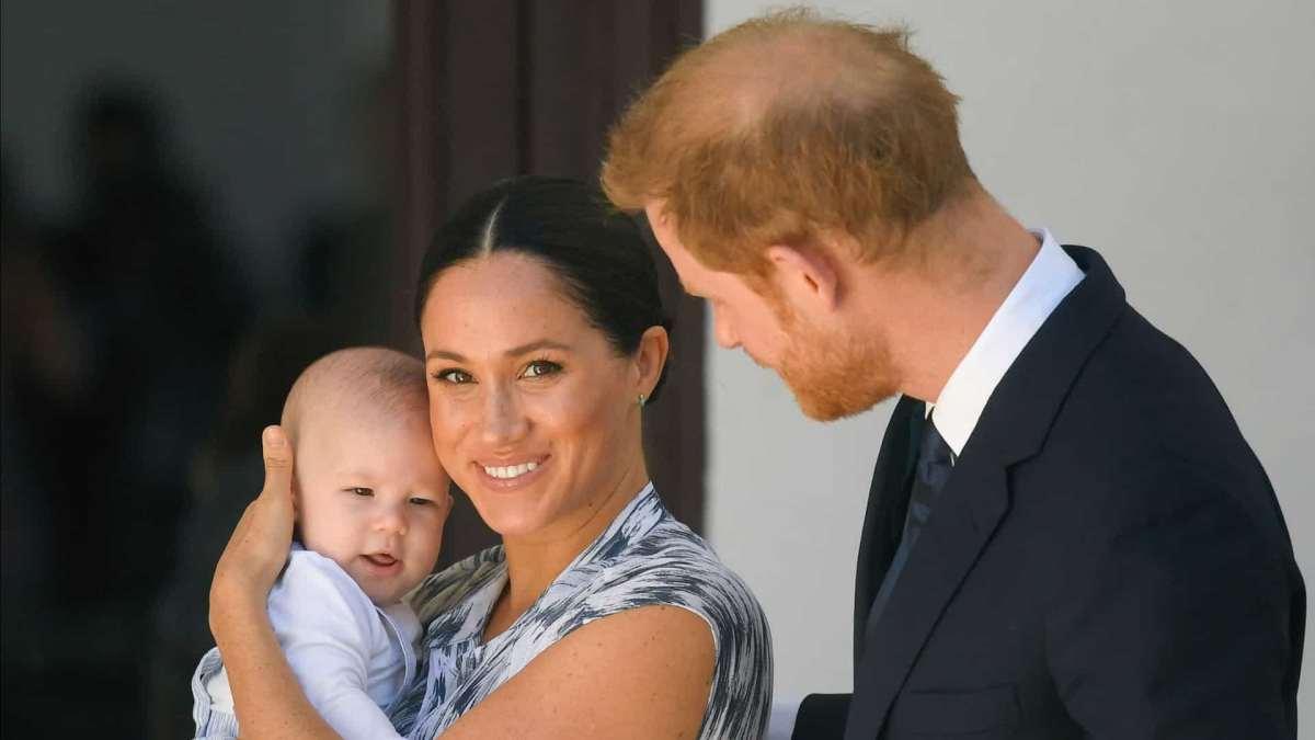 Le prince Harry et Meghan Markle publient un cliché inédit d'Archie pour ses 2 ans !