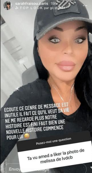 Sarah Fraisou : Ahmed en couple avec une candidate de télé-réalité ? Elle réagit
