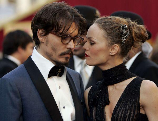 Vanessa Paradis : Rare cliché de son fils Jack, qui ressemble de plus en plus à Johnny Depp