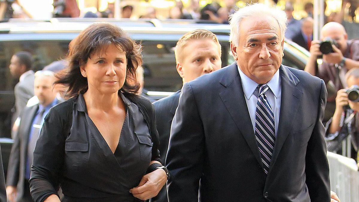 Anne Sinclair et DSK formaient-ils un couple libertin ? Elle répond à la rumeur !