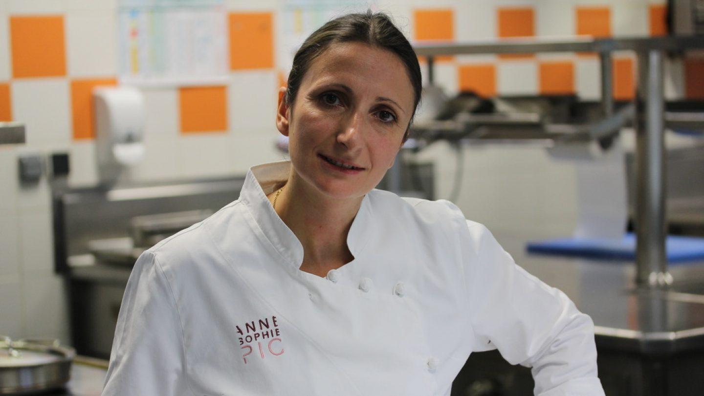 Anne-Sophie Pic pointe du doigt le manque de femmes dans Top Chef