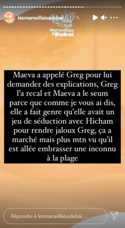 Greg Yega surpris en train d'embrasser une mystérieuse blonde : Maeva Ghennam voit rouge !
