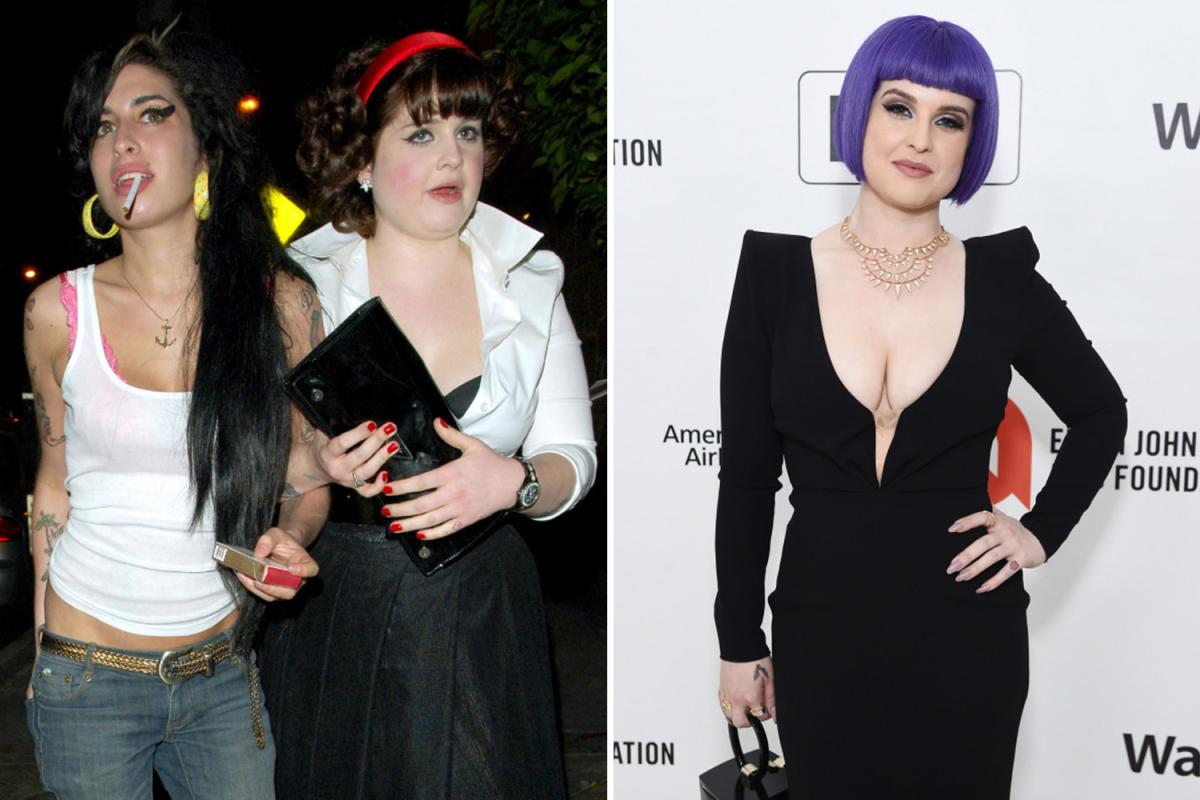 La métamorphose de Kelly Osbourne avant-après