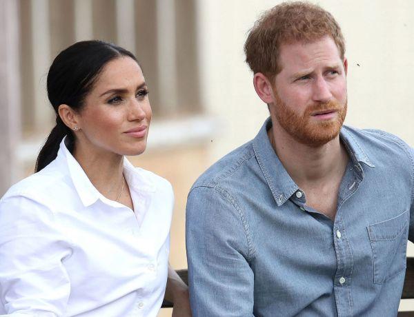Meghan Markle et le prince Harry (encore) taclés par un proche de la famille royale