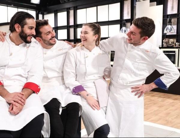 Top Chef S12 E15 : Enfin un dénouement, on connaît les noms des demi-finalistes !