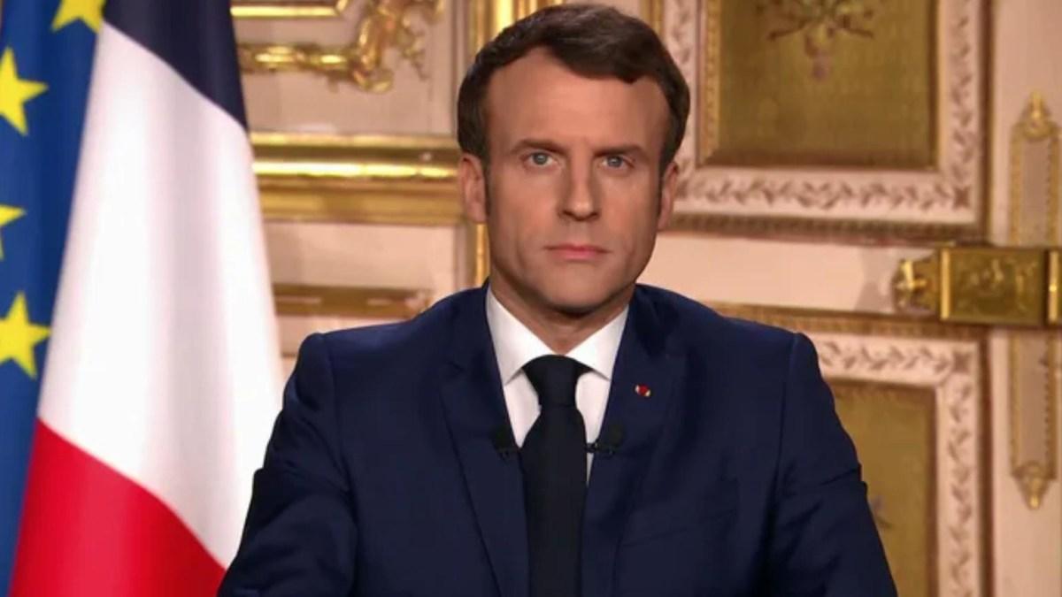 Vaccin AstraZeneca : Cette surprenante déclaration d'Emmanuel Macron