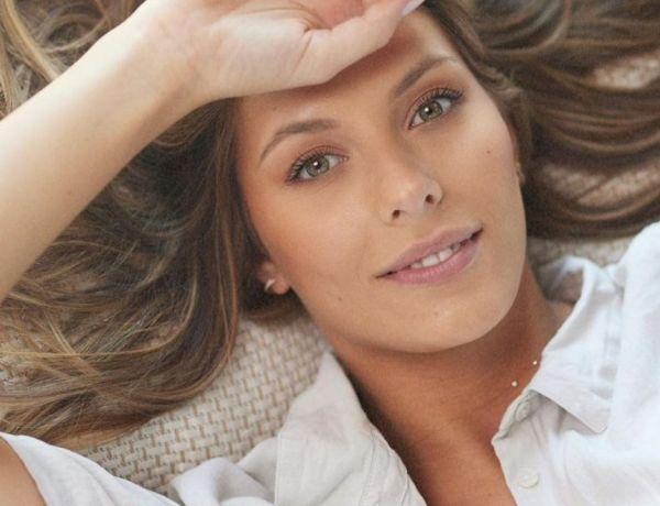 Camille Cerf au lit avec son chéri : Premier cliché en amoureux !
