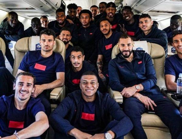 Euro 2020 : Découvrez les Bleus avec leurs femmes !