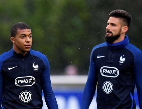 Euro 2020 : Des tensions entre Kylian Mbappé et Olivier Giroud ? Cette phrase qui en dit long…