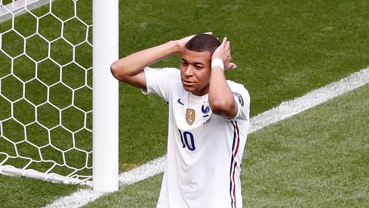 Euro 2020 : Kylian Mbappé au coeur d'une folle théorie après son penalty raté