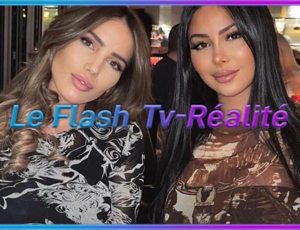 Le Flash Télé-réalité : Manon Tanti et Maeva Ghennam en guerre, tout le monde s'en mêle !